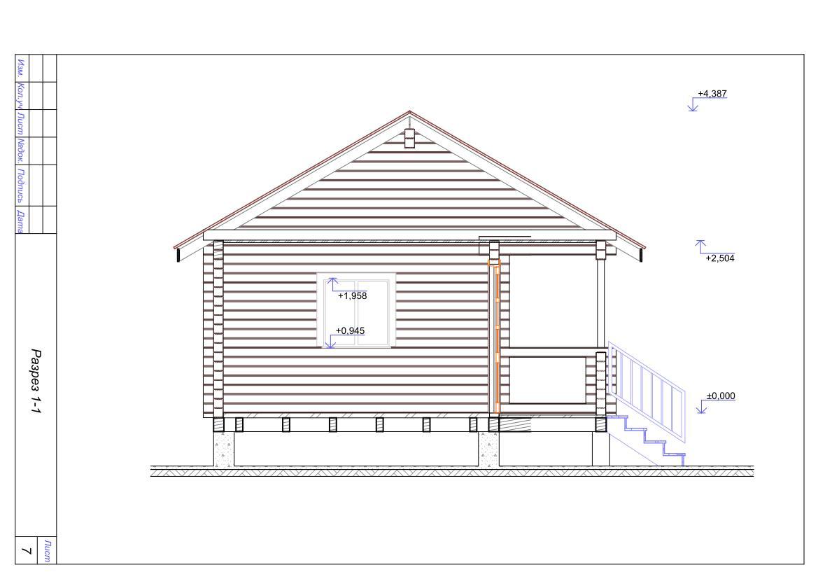 Дизайн проект сайта